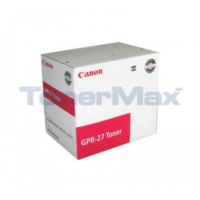 CANON GPR-27 TONER MAGENTA